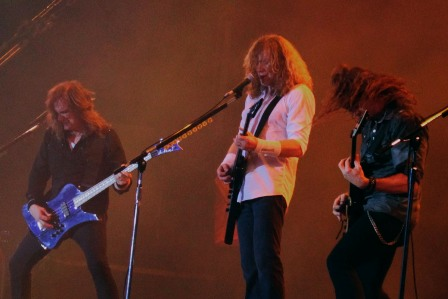 Megadeth at Hellfest Open Air