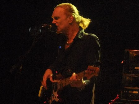 Billy Sheehan live in concert with Mr Big