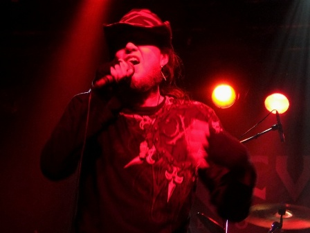 Warrel Dane - Nevermore live in concert