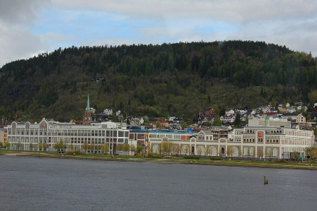 The Aass brewery in Drammen