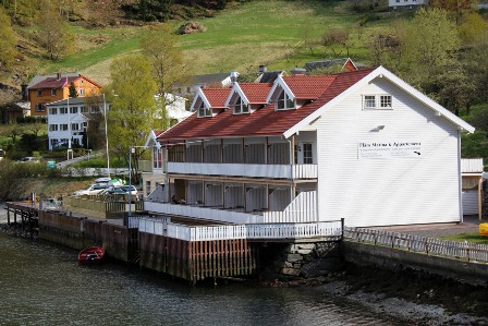 The Flåm Marina & Apartments