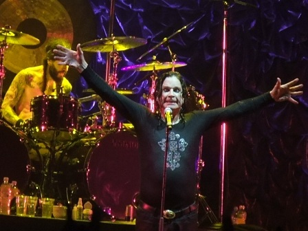 Ozzy Osbourne Live in Paris 2010