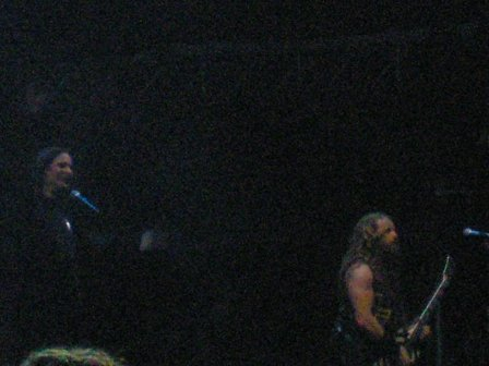 Ozzy Osbourne and Zakk Wylde live at Graspop 2007