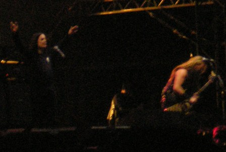 Ozzy Osbourne and Zakk Wylde live at Graspop Metal Meeting 2007