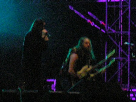 Ozzy Osbourne and Zakk Wylde live at GMM 2007