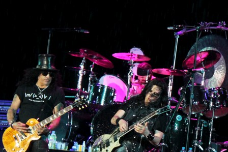 Ozzy and Friends : Slash and Gus G.