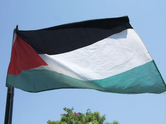 The Flag of Palestine