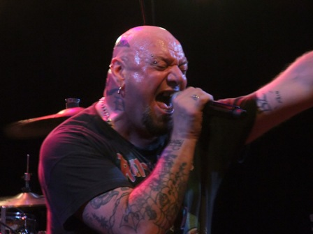 Paul di Anno live at the Forum in Vauréal