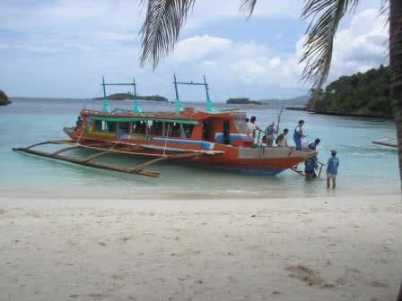 Barco Filipinas Boracay