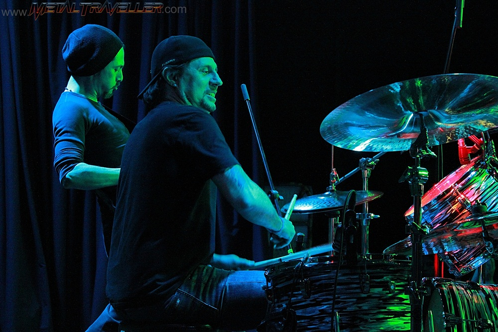 Pancho Tomaselli and Dave Lombardo - Philm live in Colombia