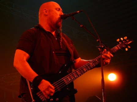 Peavey wagner on stage at the PPM Fest 2011