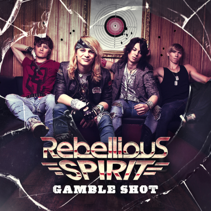 Rebellious Spirit Gamble Shot album cover