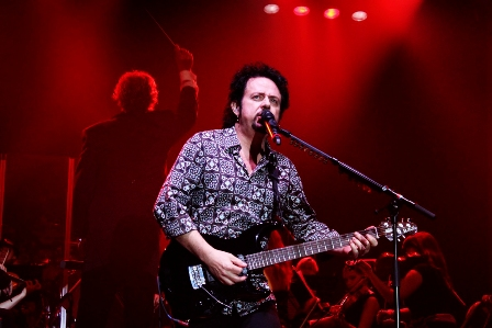 Rock Meets Classic: Steve Lukather and Bernhard Fabuljan from the Bohemian Symphony Orchestra Prague