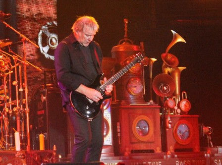 Alex Lifeson in Frankfurt