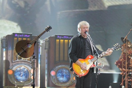 Alex Lifeson - Rush live in Frankfurt