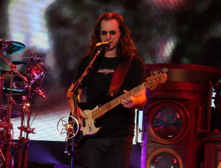 Rush live in Frankfurt