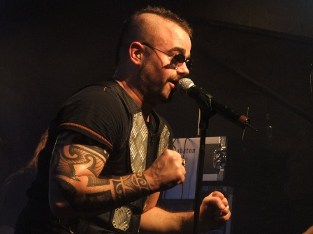 Sabaton live in Paris