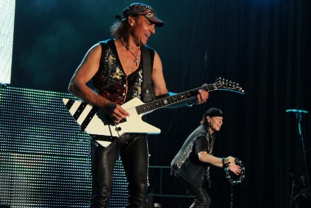 Matthias Jabs - Scorpions live in France