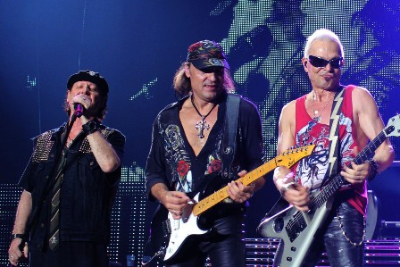 Scorpions Sting in the Tail Tour