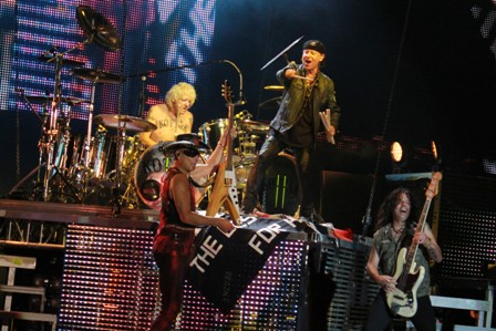Scorpions live at nancy On The Rocks Festival