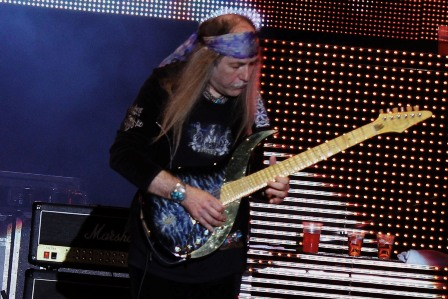 Uli Jon Roth, special guest for Scorpions at Nancy On The Rocks