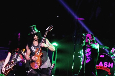 Slash, Myles Kennedy, and the Conspirators