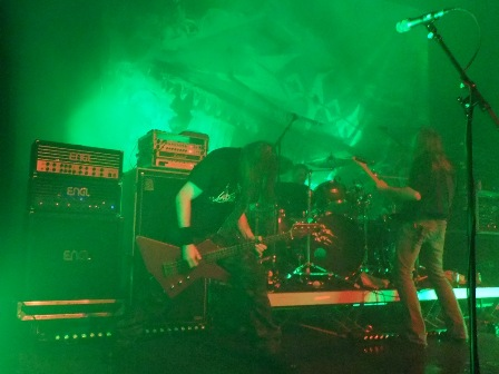 Sodom live in Holland, Live... In War And Pieces Tour