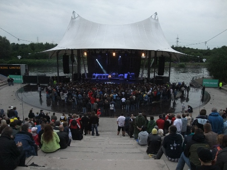 Status Quo at the Amphitheater in Gelsenkirchen