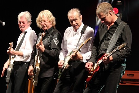 Status Quo at the Olympia in Paris