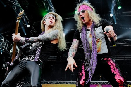 Hellfest Open Air - Steel Panther live