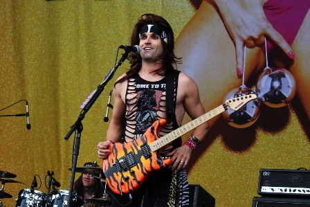 Balls Out for Satchel from Steel Panther