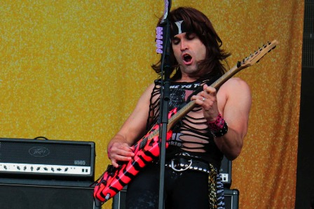 Satchel with Steel Panther