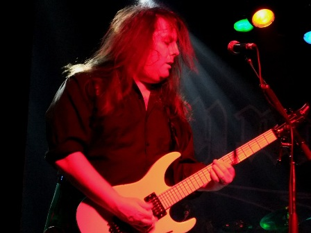 Michael Romeo - Symphony X live in France