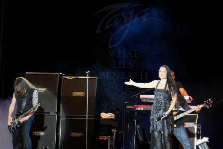 The Big 5 ;) - Tarja live at Sonisphere France with Tarja