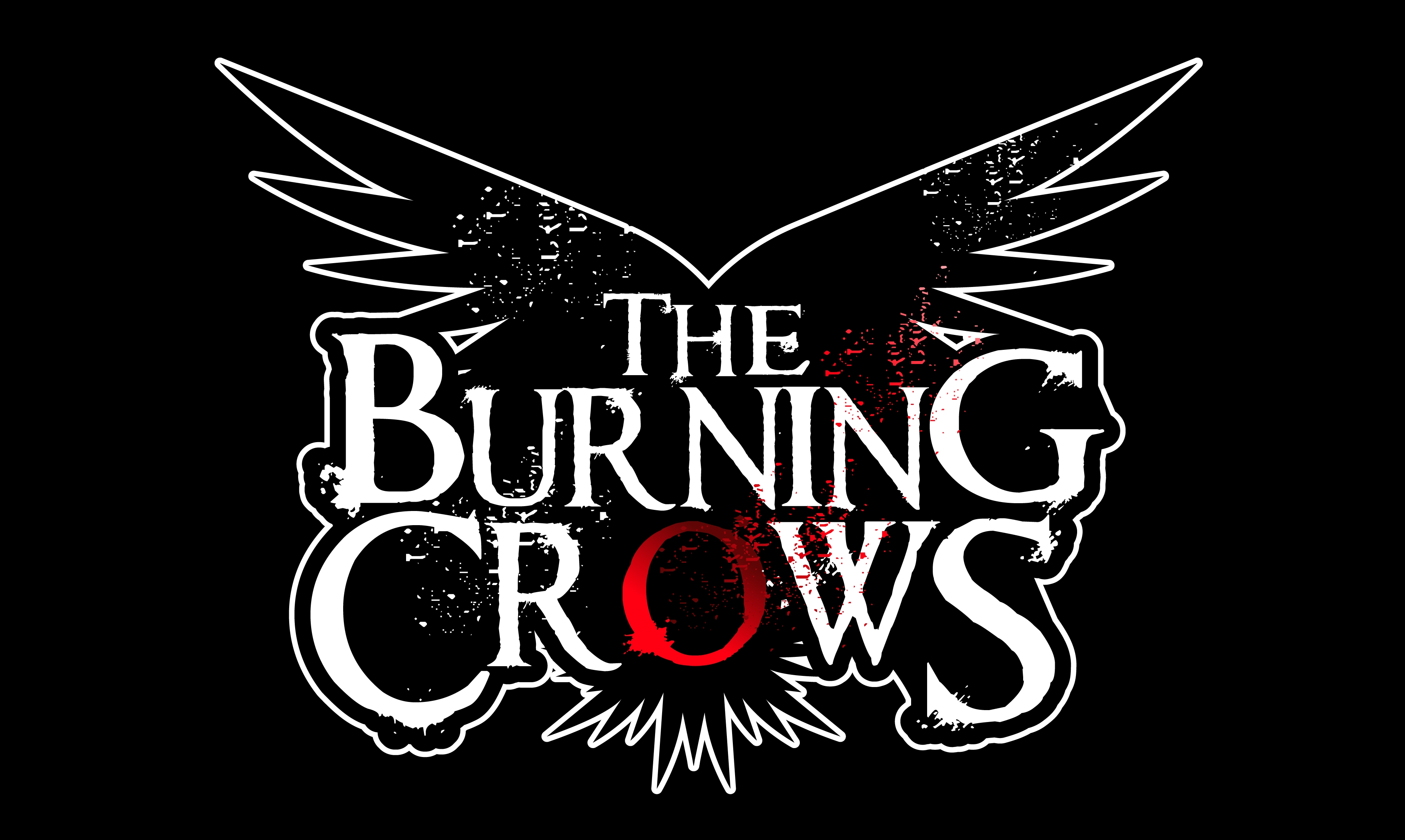 The Burning Crows Logo