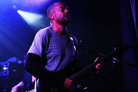 Tony Macalpine in Paris