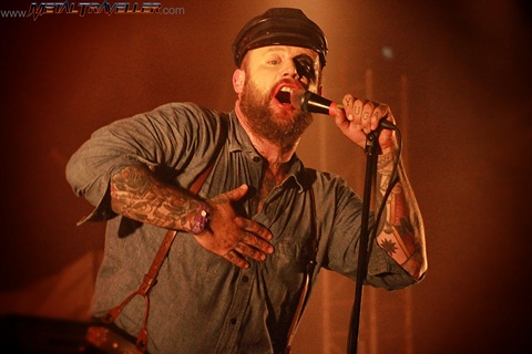 The Duke Of Nothing - Turbonegro live in Clisson