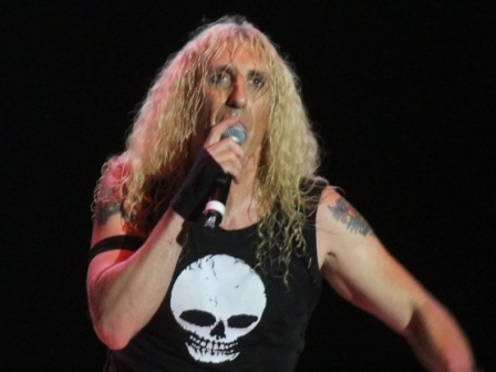 Twisted Sister live at the Bang Your Head