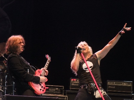 Jay Jay French and Dee Snider - Twisted Sister live at the Bang Your Head