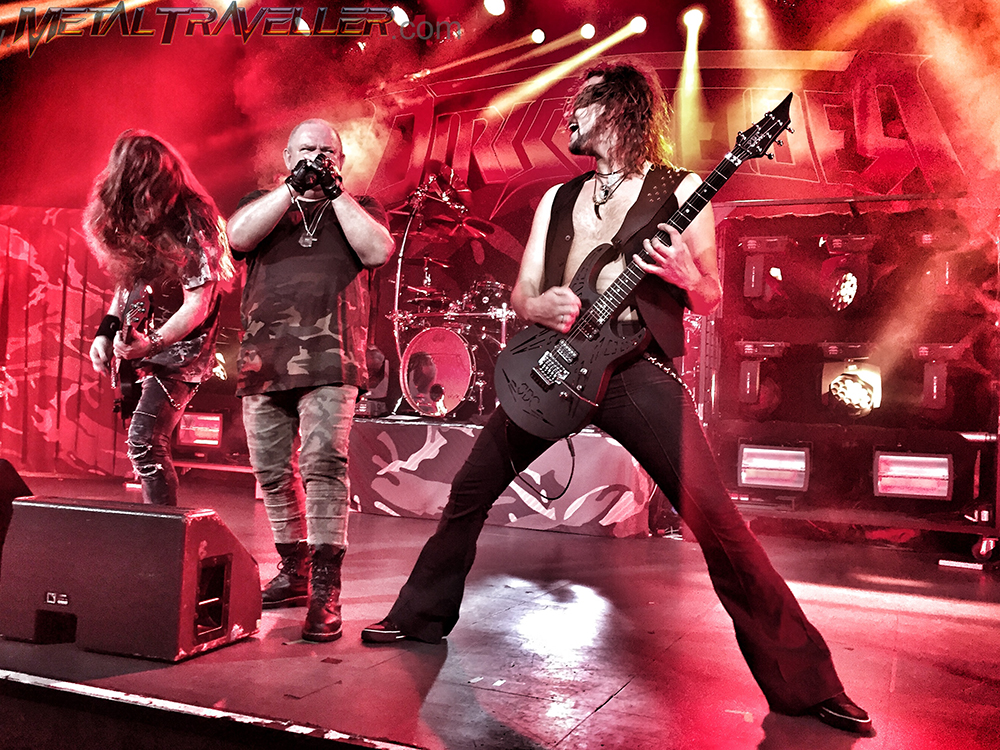 Dirkschneider live in Madrid Spain