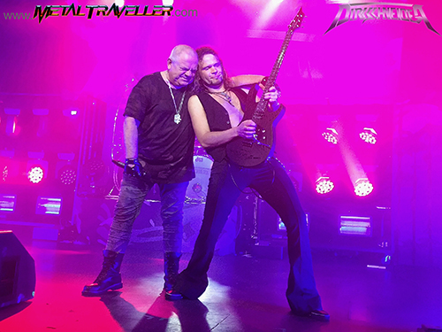 Dirkschneider live in Madrid