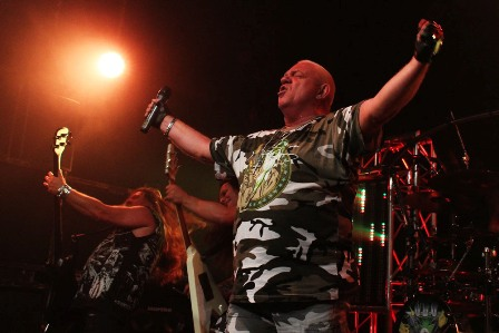 U.D.O. live in Paris