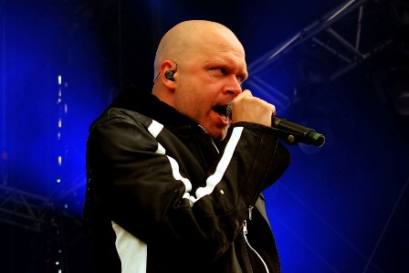 Michael Kiske - live at the Hellfest Open Air