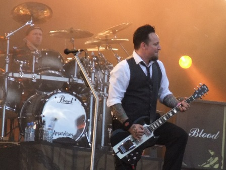 Volbeat live Wacken