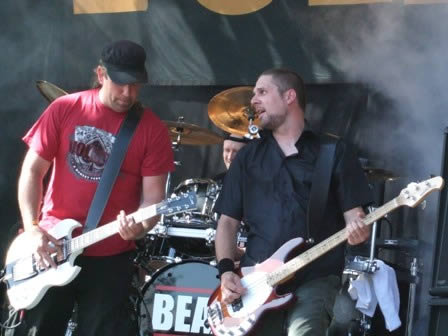volbeat Live in Sölvesborg - Sweden Rock Festival 2008