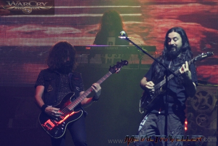 Warcry live in Colombia