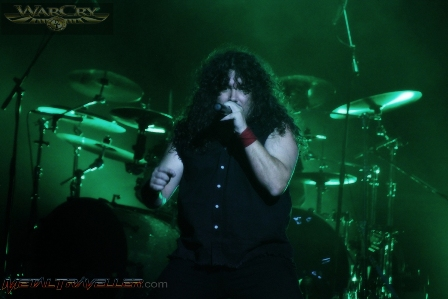 Víctor García from Warcry