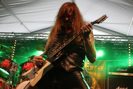 Chris Holmes live at Alcatraz Metal Festival Belgium with W.A.S.
