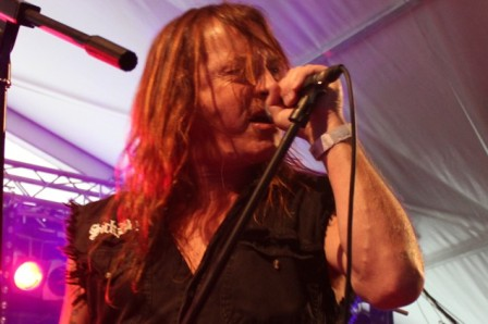 Rich Lewis live with W.A.S. at the Alcatraz Metal Festival Belgium