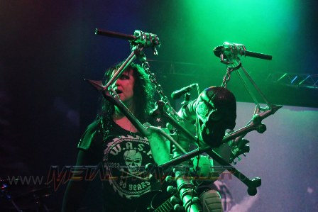 Blackie Lawless live with WASP